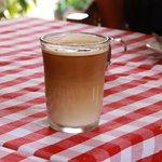 Iced Coffee w/ Milk