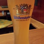 Ahh--- cold beer