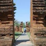 Enterance Gate
