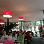Cafe G Interior
