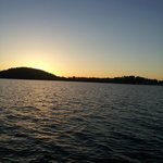 Sunset on Lake Coeur d'Alene
