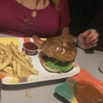 Hamburguesa Moose