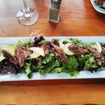 Steak Salad at The Iron Goat