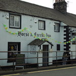 Front of the Horse & Farrier