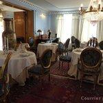 salle de restaurant du 1837 Victor Hugo Restaurant