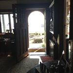 Front door out to the beach