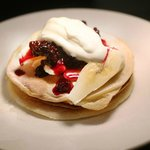 American pancakes (Brunch served every weekend from 11am)