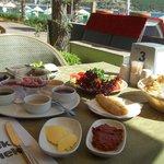 Breakfast at Deniz Kapisi