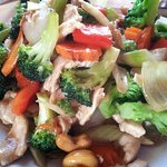 Stir Fry Chicken with Cashew Nut ^_^