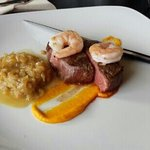 8oz fillet surf and turf