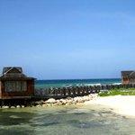 Beach-front Yoga Cabanas