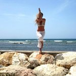Art of Motion Yoga Retreat- Garudasana