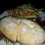 BLT and Parm Cheese Fries