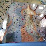 Main Gym East Wall
