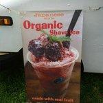 Organic Shave Ice