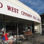 Old West Cinnamon Rolls