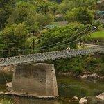 Karangahake Gorge Swing Bridge
