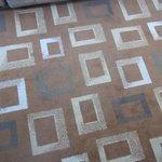 Carpet in Room 136