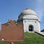 McKinley's tomb