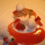 Wonderfully tasty dessert