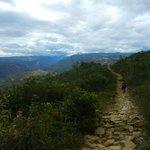 preincan trail