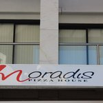 Moradis Pizza House right in the heart of Surfers Paradise.