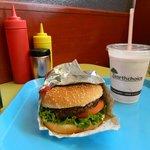 Burger and Shake