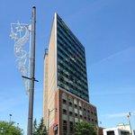 Radisson Tall tower