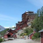 Kennecott Mine Mill Building