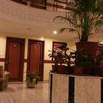 cnetral lobby