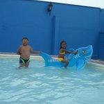 piscina de niños
