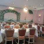 London Elizabeth Hotel, dining room