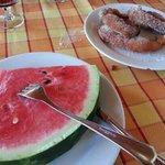 frutta e dolce