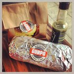 Burrito/Fajita