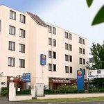 Exterieur Comfort Hotel Gennevilliers