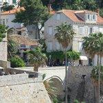 Dubrovnik B&B - with dormer windows