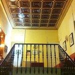 Escalinata original del S.XIX