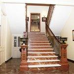 Escalinata de mármol S.XIX