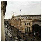 proximity to the Gare du Nord