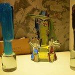 Modigliani in Glass