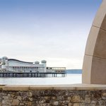 Stunning views over Weston Bay and The Grand Pier