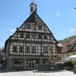Rathaus in Blaubeuren