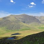 Connor Pass. Dingle Peninsular