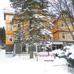 Landhaus Irmgard im Winter