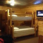 Foto de Harlan Campground, Cabin, & Kayak Rentals