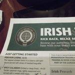 Irish Pub in Hotel