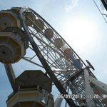 Indiana beach Ferris wheel