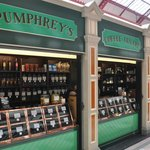 The other side of Pumphrey's, the Coffee Centre, where you can buy all manner of coffee beans