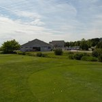 Crown Golf Club - clubhouse - Traverse City, MI