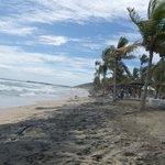 Playa del Hotel Laguna Mar